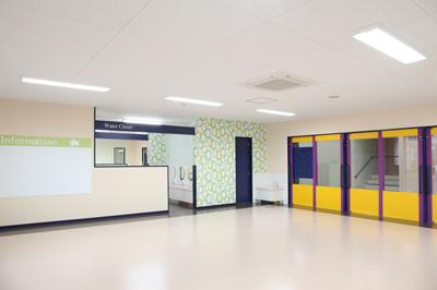 3歳児保育室