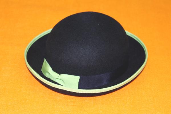 通園帽(冬用)/女子