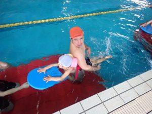 1月22日 プリスクール水泳教室