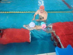 1月29日 プリスクール水泳教室