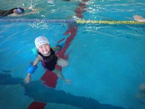 2月19日 プリスクール水泳教室